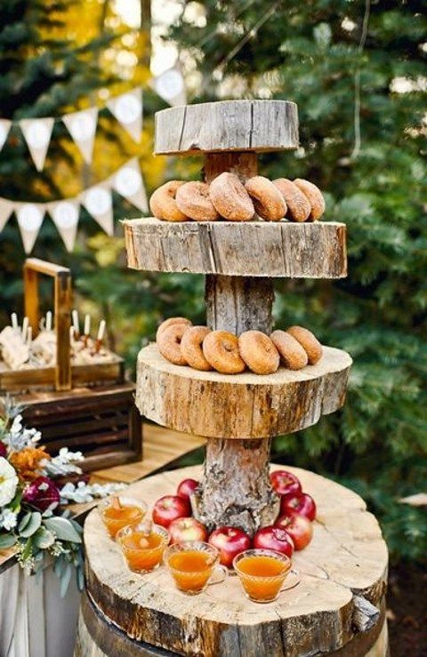 47 Fall Backyard Wedding Ideas That Inspire #2542420 - Weddbook