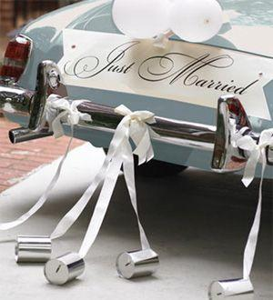 Boda - Wedding Car