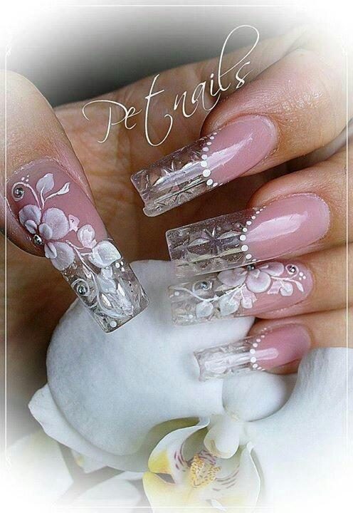 Mariage - ~ Nails Are A Work Of Art ~