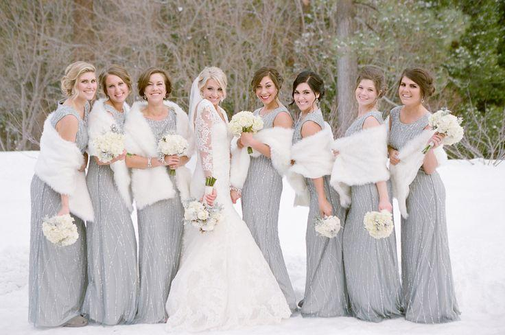 Winter Wonderland Wedding Fit For A Snow King Queen