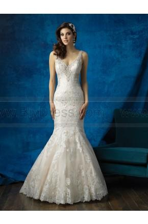 Свадьба - Allure Bridals Wedding Dress Style 9356