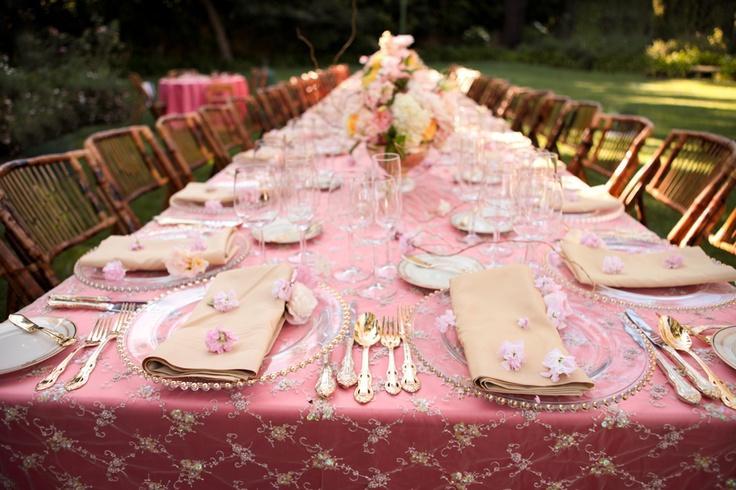 Hochzeit - Pink...ing (◕‿-)