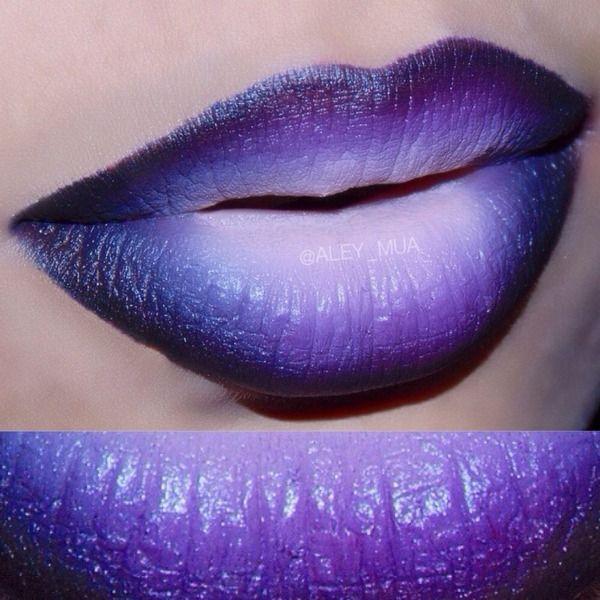 Свадьба - Ombre Lips