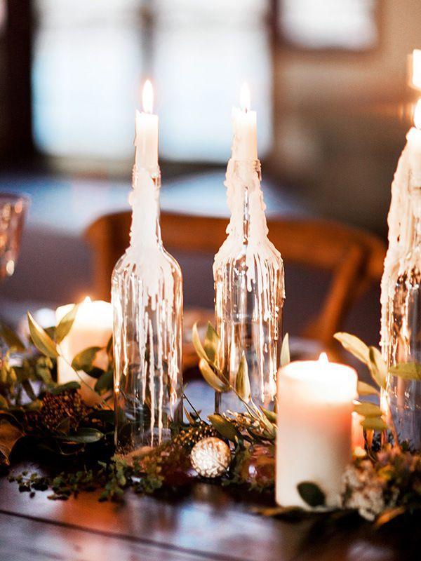 Свадьба - Candlelight Decoration