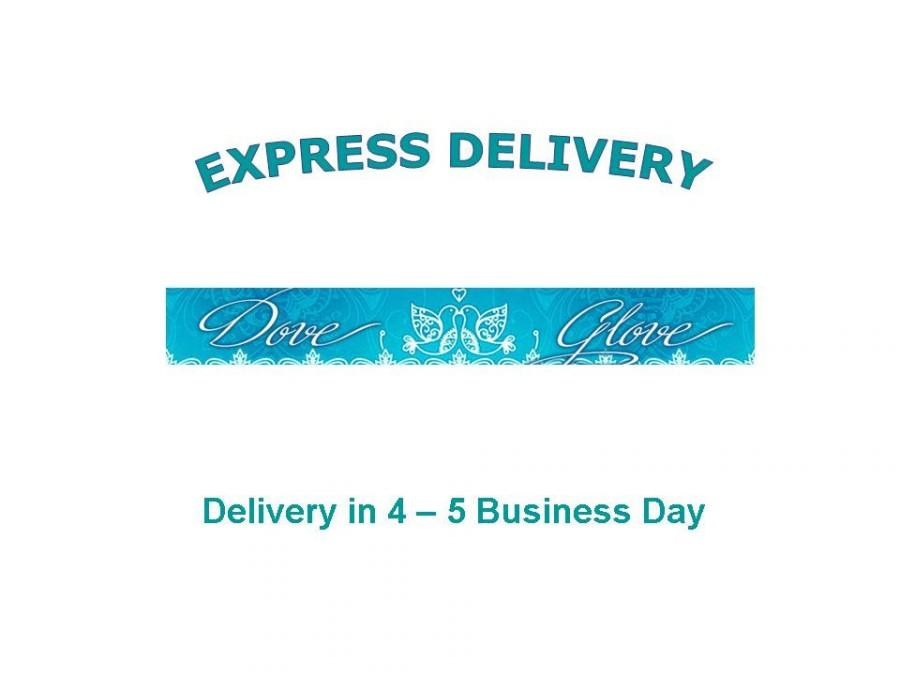 Hochzeit - Express Delivery International, Rush Order, Fast Shipping, Express shipping,