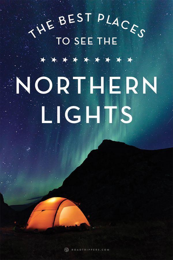 زفاف - These Are The World's Best Places To Glimpse The Northern Lights