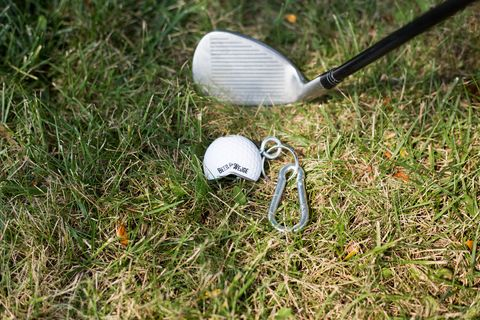 Hochzeit - Personalized Golf Ball Bottle Opener With Bag Clip