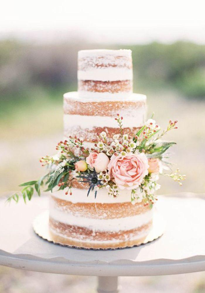 Mariage - These Wedding Cakes Are ALMOST Too Pretty To Eat