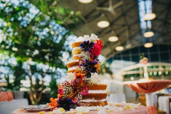 Garfield Park Conservatory Wedding.Vibrant And Light Hearted Chicago Wedding At Garfield Park