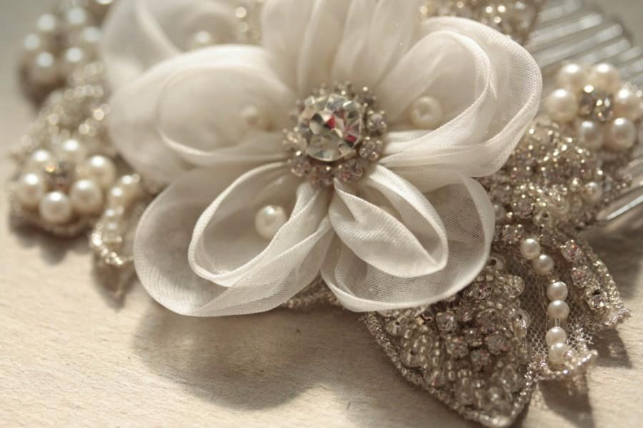 Mariage - Wedding Hair Comb Malta ( Made to Order)