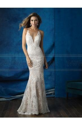 Mariage - Allure Bridals Wedding Dress Style 9363
