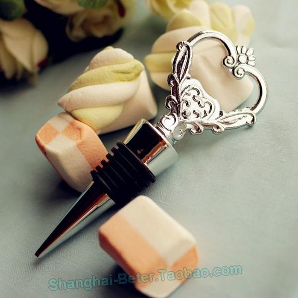زفاف - Bottle Stopper and Opener practical Wedding Favors WJ115 groomsman