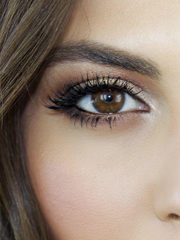 A Stunning Makeup Tutorial For Brown Eyes 2543934 Weddbook