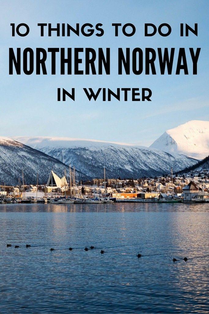 9 Things To Do In Northern Norway In Winter #2543952 - Weddbook