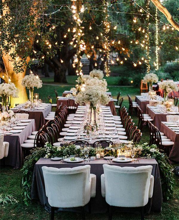 25 chic country rustic wedding tablescapes 2543961 weddbook