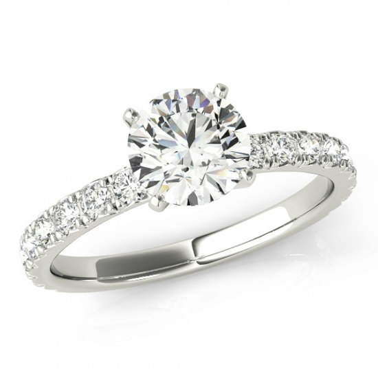 Cheap Moissanite Rings Uk