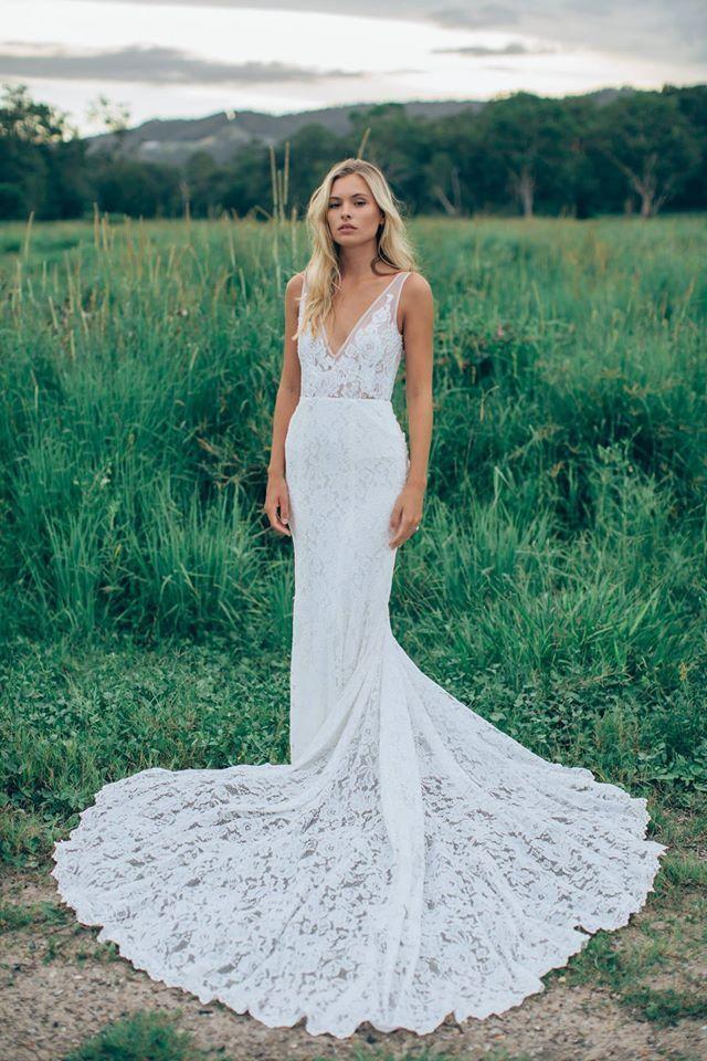 Wedding - Love Bridal Dress