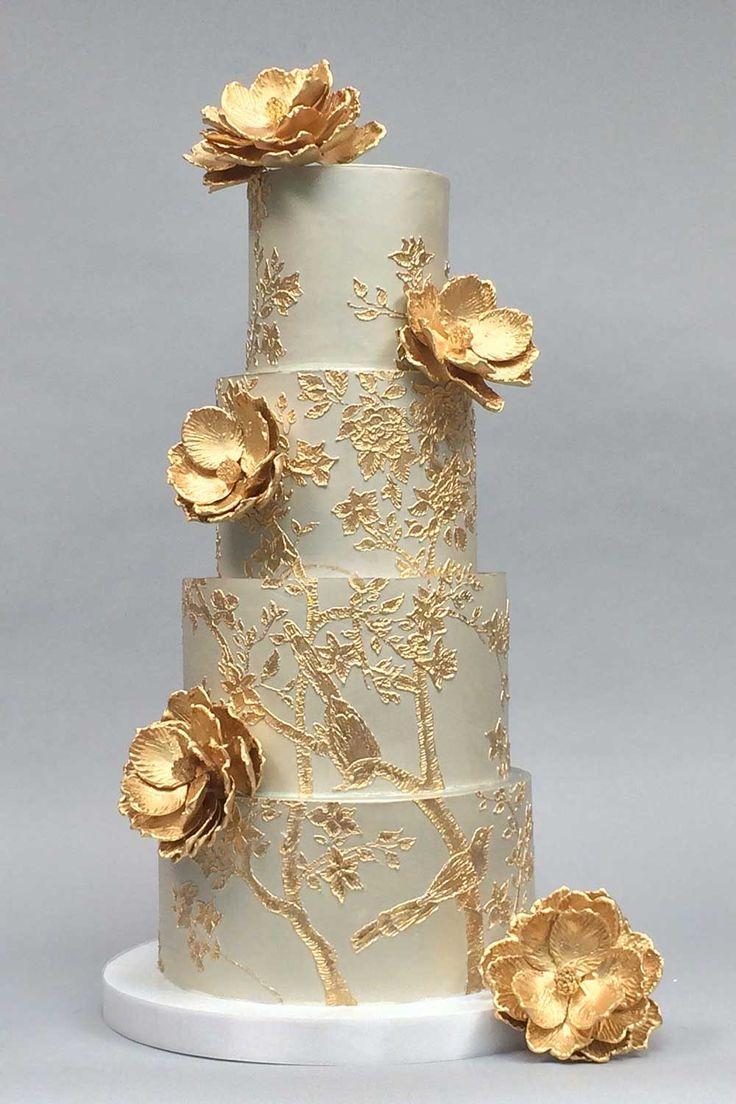 Hochzeit - Wedding Cakes - Fancy Cakes By Lauren Kitchens