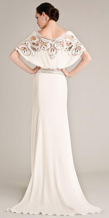 Wedding - Temperley Bridal Spring 2015 Collection: Something Old, Something New