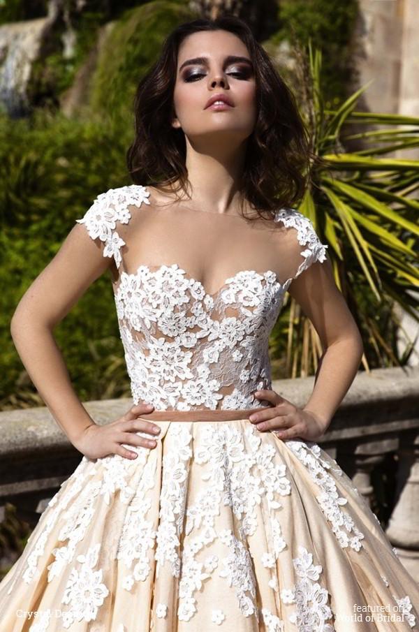 Mariage - Crystal Design 2016 Wedding Dresses