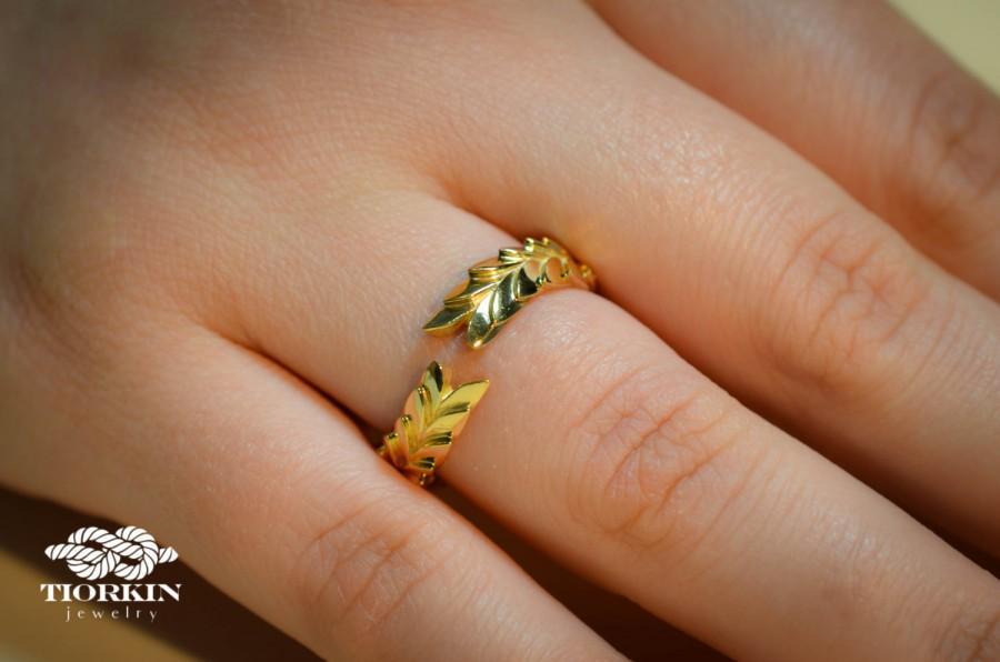 زفاف - Leaves Gold Wedding Ring, Cesar Wedding Ring, Unique Wedding Ring, Antique Wedding Ring, Filigree Ring, Delicate Wedding Ring, Leaf Ring