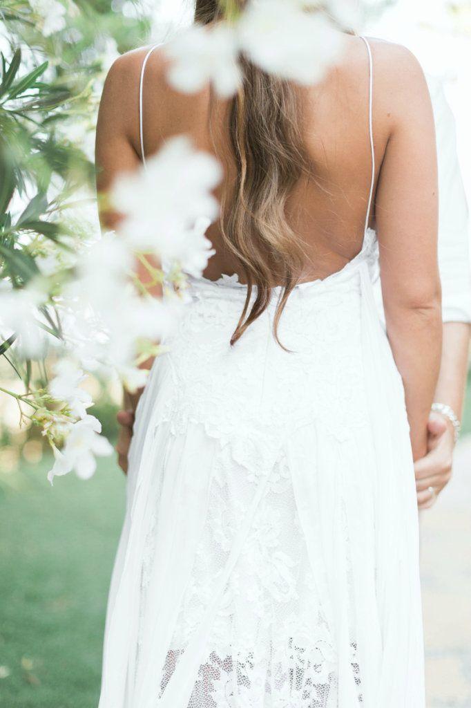 Mariage - Stunning Lace Dress