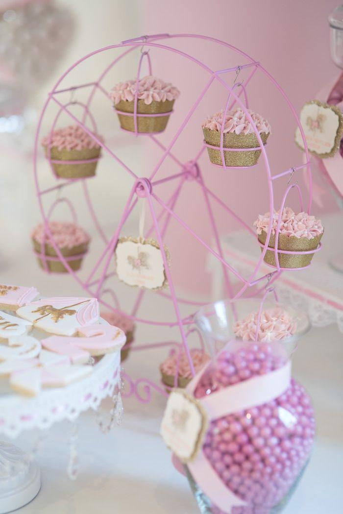 Wedding Theme Pink Carousel Birthday Party 2545676 Weddbook