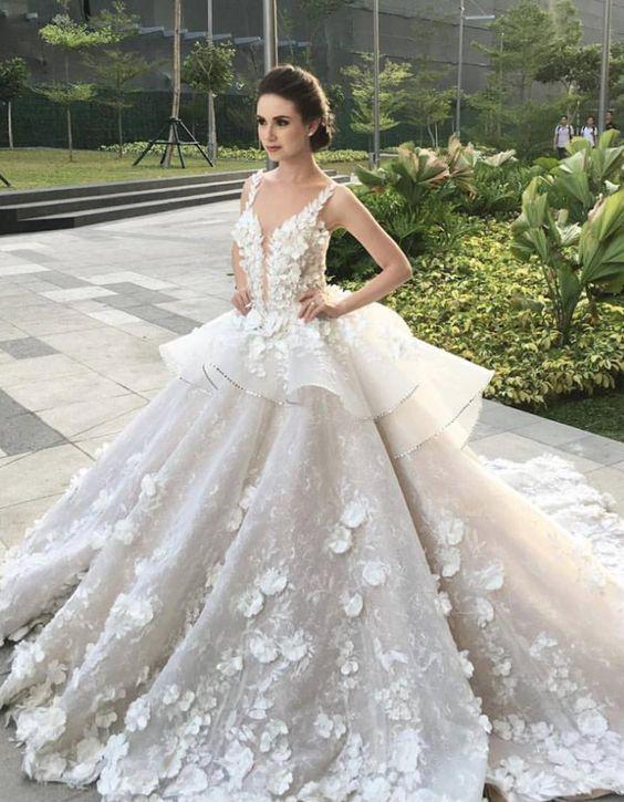 dress mark tumang wedding dress idea 4 2545867 weddbook