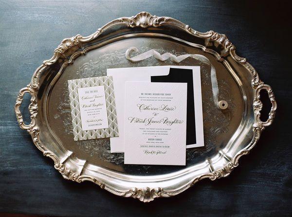 Mariage - Classic Ballroom Wedding Inspiration