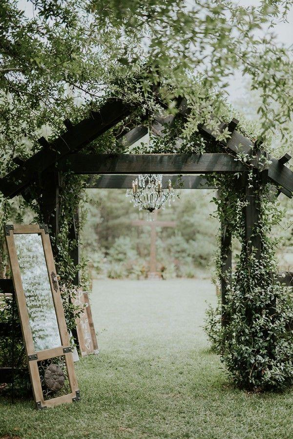 Hochzeit - Beautiful Rustic Wedding