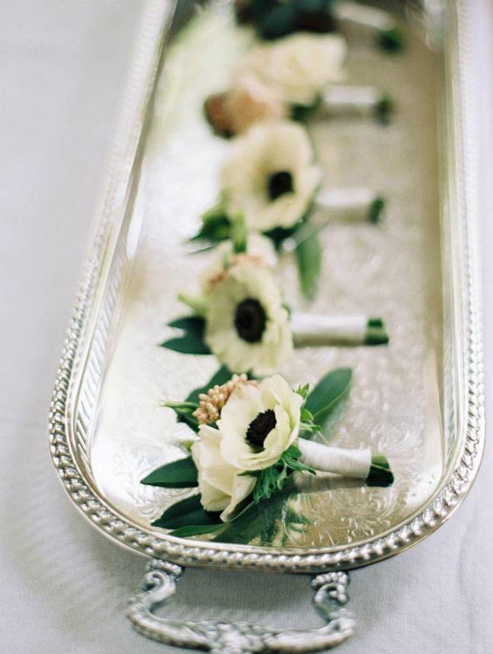Hochzeit - Beautiful Boutonnieres