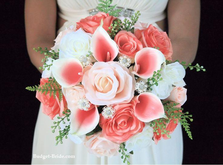 Wedding Theme - Coral Wedding Flowers #2546349 - Weddbook