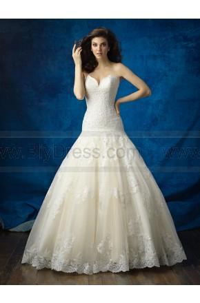 Mariage - Allure Bridals Wedding Dress Style 9372