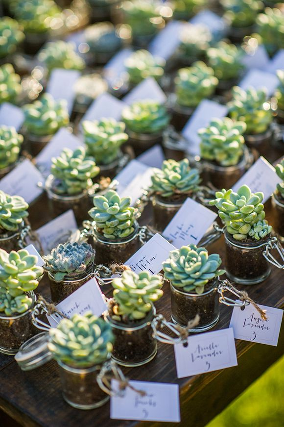 Mariage - 5 DIY Summer Wedding Favor Ideas