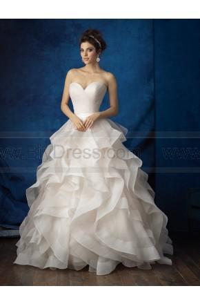 Hochzeit - Allure Bridals Wedding Dress Style 9375