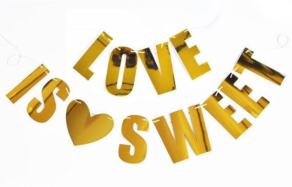 Mariage - Personalized Letter Garland