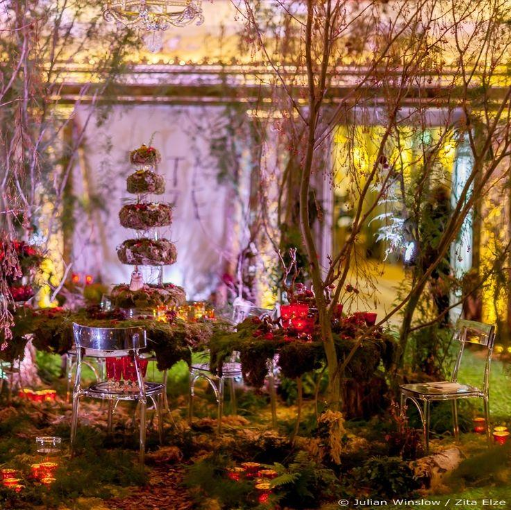 Свадьба - Enchanted Woodland