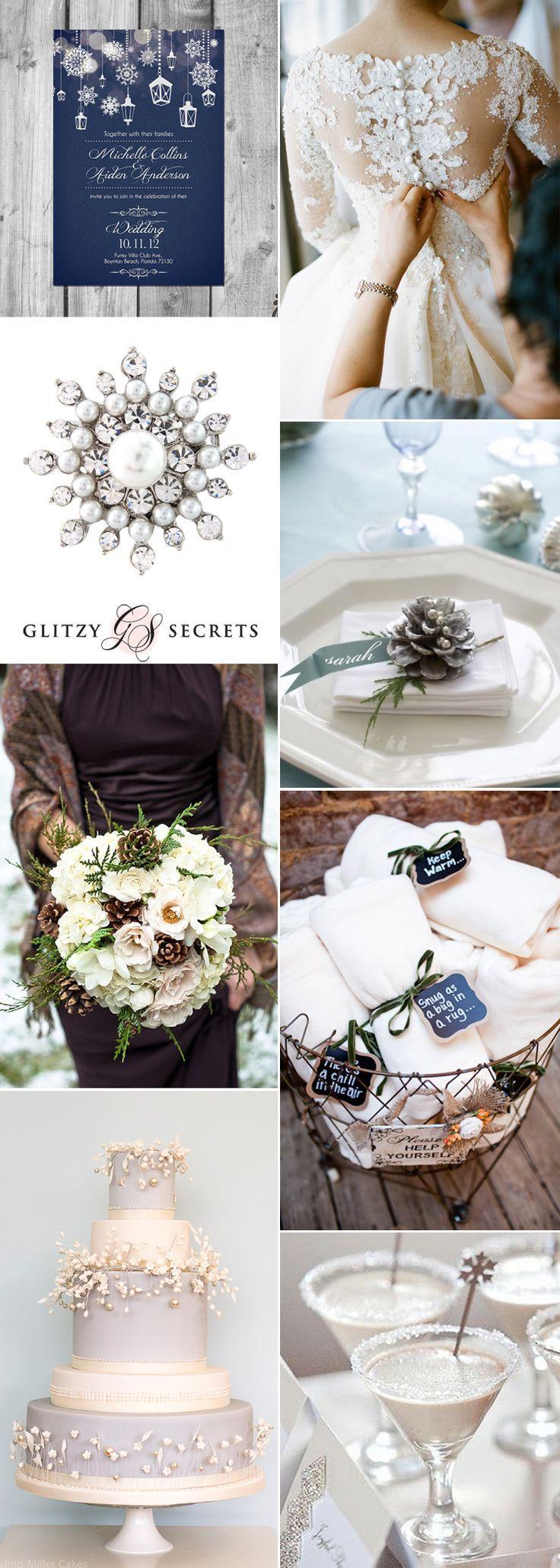 Fine Wedding Theme For Winter Illustration - The Wedding Ideas ...