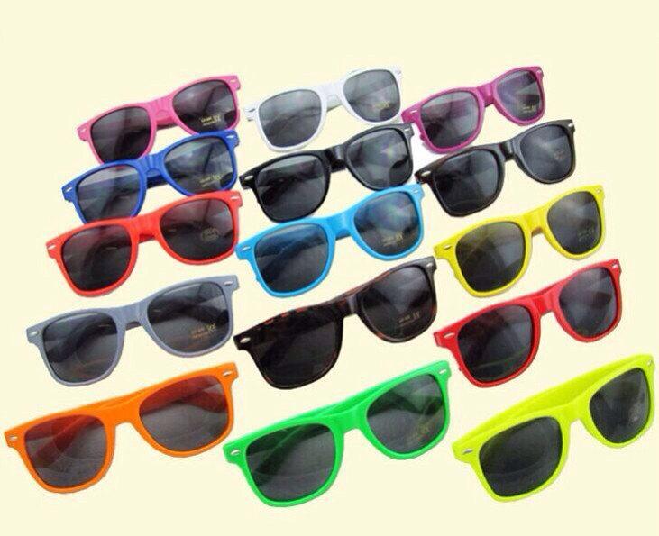 Mariage - Wayfarer Sunglasses, Many Colors Adult - No Decal