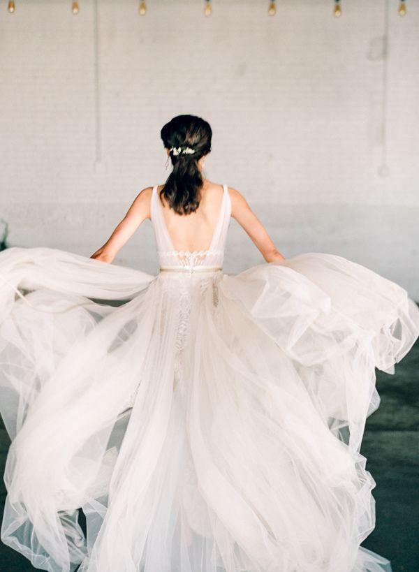 Wedding - Industrial Modern Colorado Wedding Inspiration