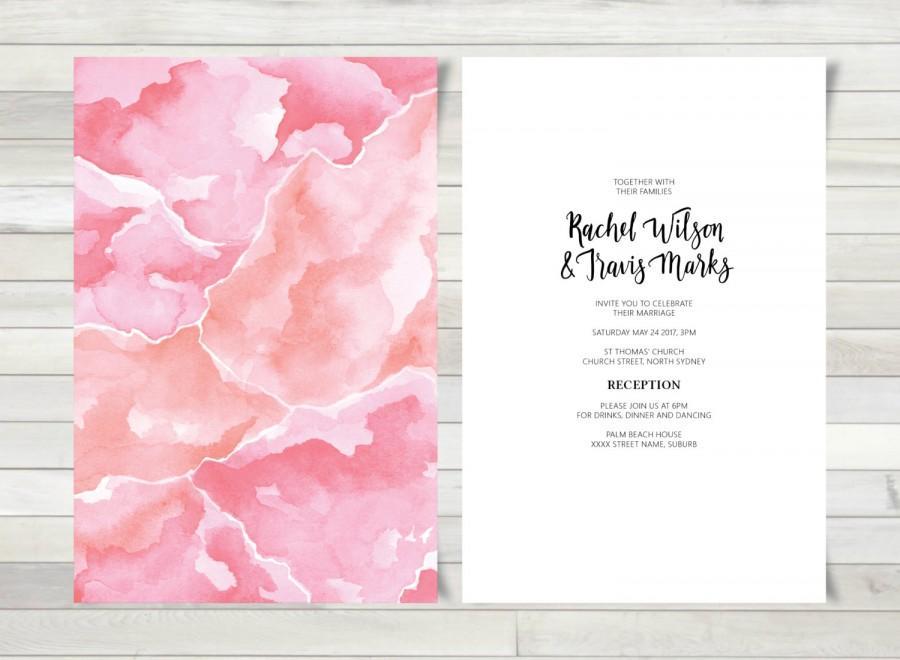 Hochzeit - Wedding Invitation Suite