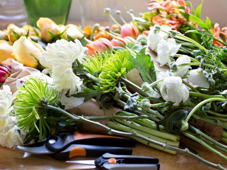 Wedding - La vie en vie fleur