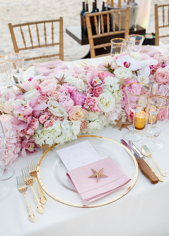 Wedding Ideas 19 Perfect Reception Tablescapes 2547620 Weddbook
