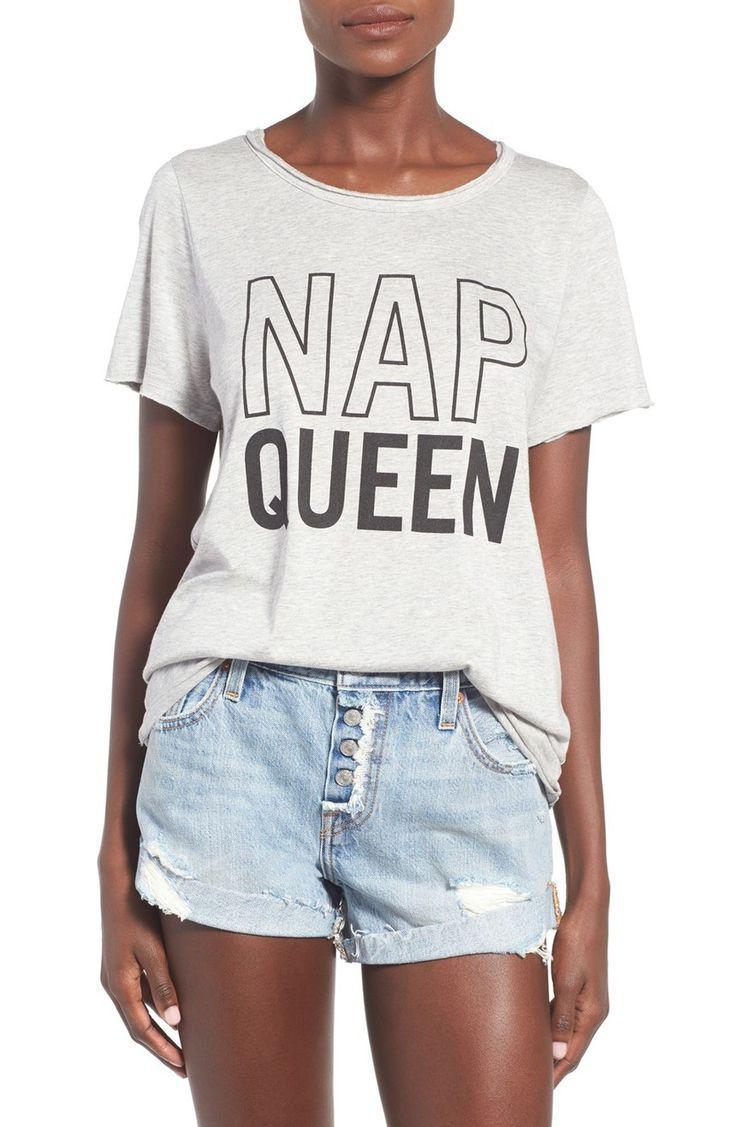 Свадьба - Ten Sixty Sherman 'Nap Queen' Graphic Tee