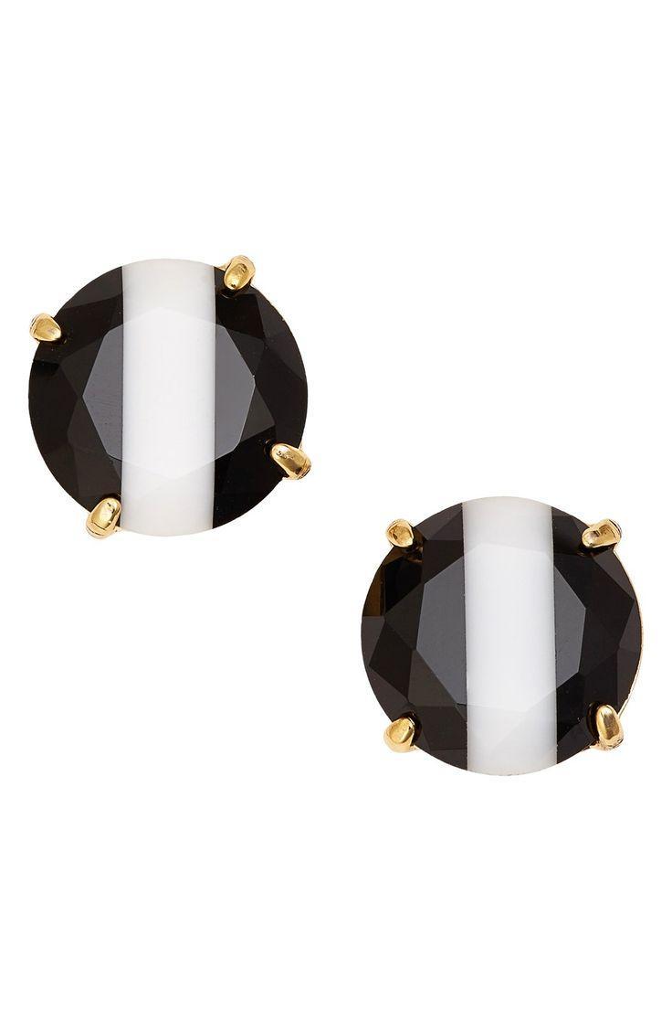 Свадьба - kate spade new york 'the right stripe' stud earrings