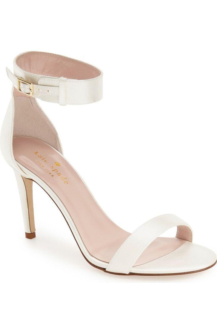 Свадьба - kate spade new york 'isa' ankle strap sandal (Women)