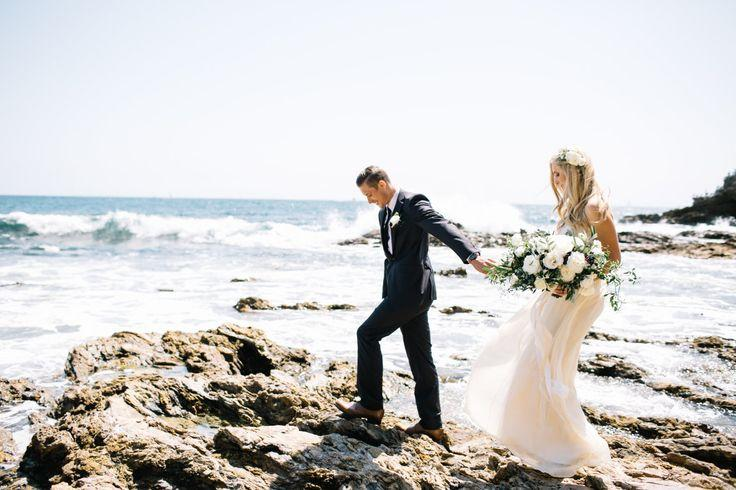 Mariage - Relaxed   Rustic Newport Beach Wedding