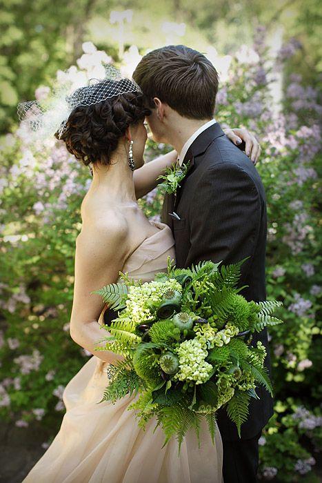 Mariage - Artificial Greenery