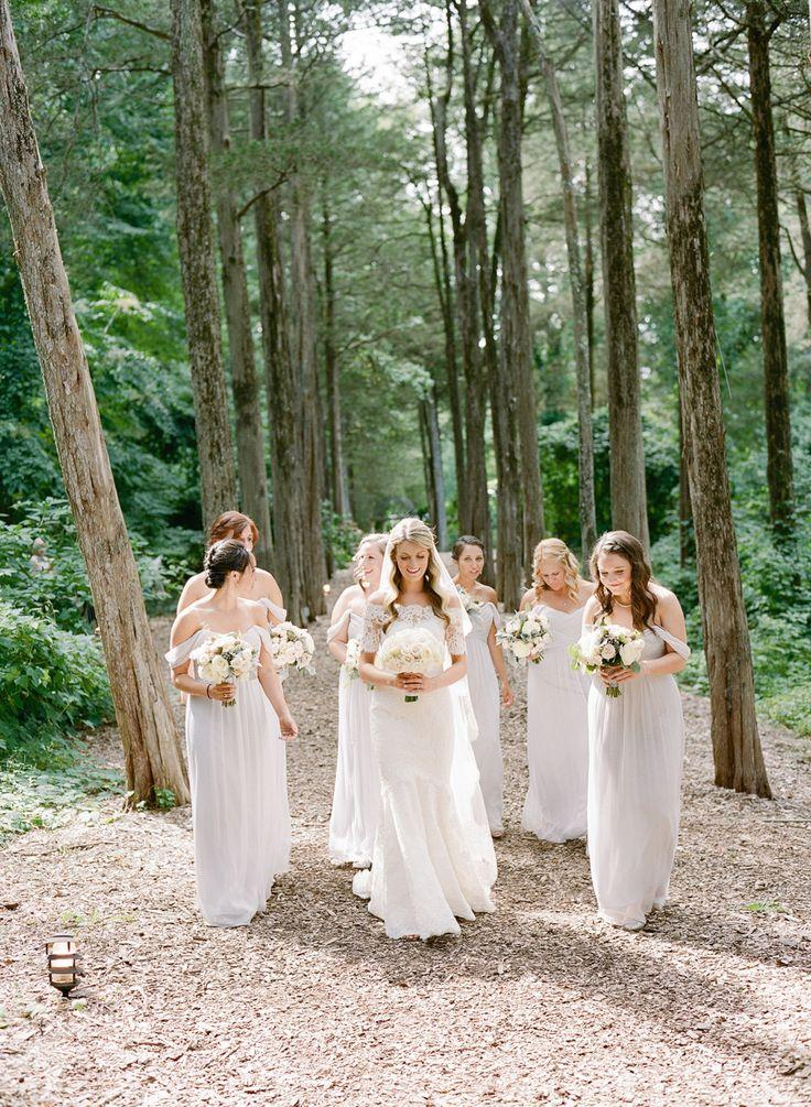 "Mariage - A Wedding Straight From Your ""Secret Garden"" Dreams"