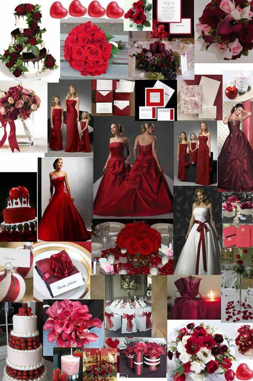 Mariage - Vermelho Pra Inspirar